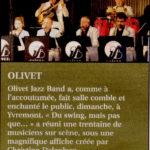 Salle Yvremont Olivet Mars 2016