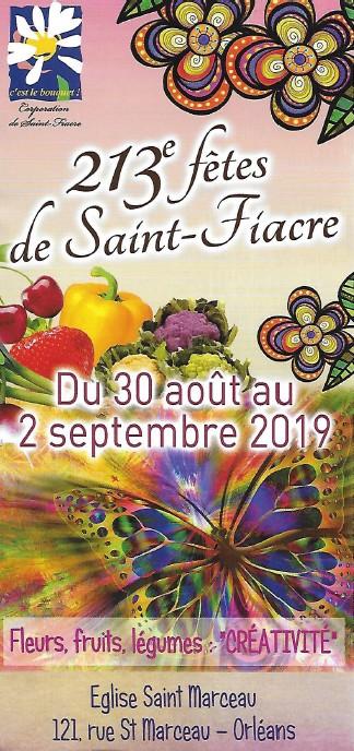 Fête de la saint Fiacre